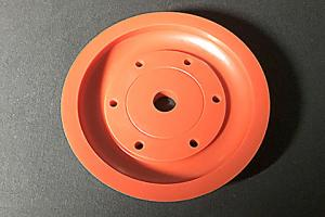 Urethane damper| PU casting products